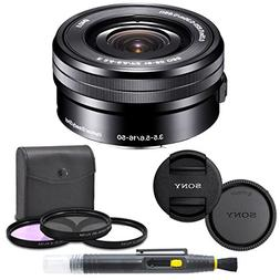 sony selp1650 power zoom lens