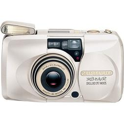Olympus Stylus Epic Zoom 170 QD Deluxe Compact 35mm Camera K