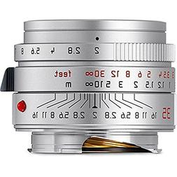 Leica SUMMICRON-M - 35 mm - f/2 - Fixed Focal Length Lens fo