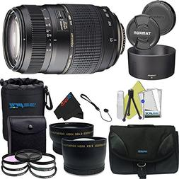 Tamron AF 70-300mm f/4.0-5.6 Di LD Macro Zoom Lens with Buil