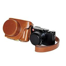 xhorizon TM FLK Leather Case Cover for Leica D-LUX Compact D