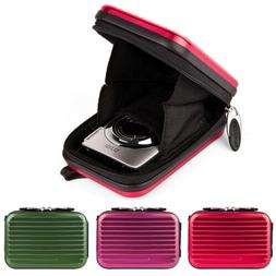 Tough Compact Camera Case w/Clip For Canon PowerShot SX720/