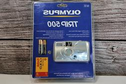 Olympus Trip 500 35mm Film Compact Point & Shoot Camera New