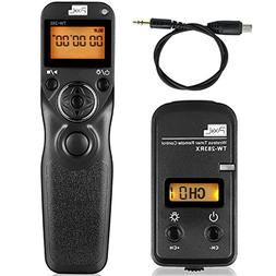 Pixel tw-283 S2 Wireless Shutter Release Timer Remote Contro