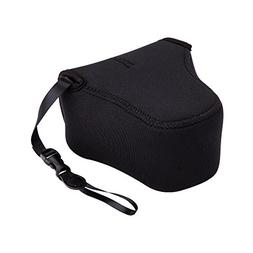 JJC Ultra-Light Neoprene Camera Case Pouch for Fuji Fujifilm