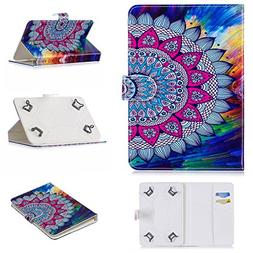Uliking Universal Case for 9-10 inch Tablet, Slim Magnetic P