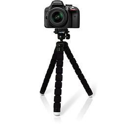 iGadgitz Large Universal Flexible Foam Mini Tripod for Sony