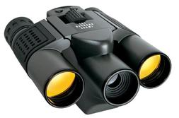 Sharper Image 10x25 Digital UV Binoculars/Camera