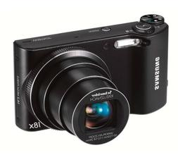 SAMSUNG WB150 Compact Digital Camera 18X Zoom 14.1MP  *BRAND