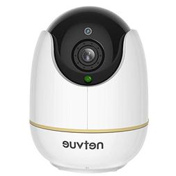 Home Security Camera, Compatible with Alexa Echo Show,Netvue