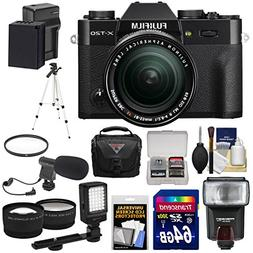 Fujifilm X-T20 Wi-Fi Digital Camera & 18-55mm XF Lens  with