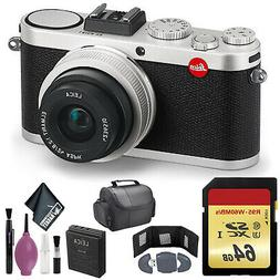 Leica X2 Digital Compact Camera With Elmarit 24mm f/2.8 ASPH