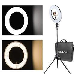 12 inch ZOMEI Camera Photo Video Lighting Kit: 14 inch Outer